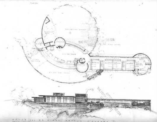 Uk S First Frank Lloyd Wright House Blocked By Planning