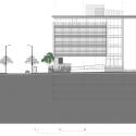 Edificio Camara De Comercio Sede Chapinero / Daniel Bonilla Arquitectos Elevation
