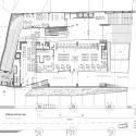 Edificio Camara De Comercio Sede Chapinero / Daniel Bonilla Arquitectos First Floor Plan