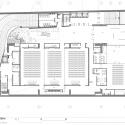 Edificio Camara De Comercio Sede Chapinero / Daniel Bonilla Arquitectos Basement Floor Plan