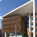 Edificio Camara De Comercio Sede Chapinero / Daniel Bonilla Arquitectos © Sergio Gómez