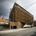 Edificio Camara De Comercio Sede Chapinero / Daniel Bonilla Arquitectos © Rodrigo Dávila