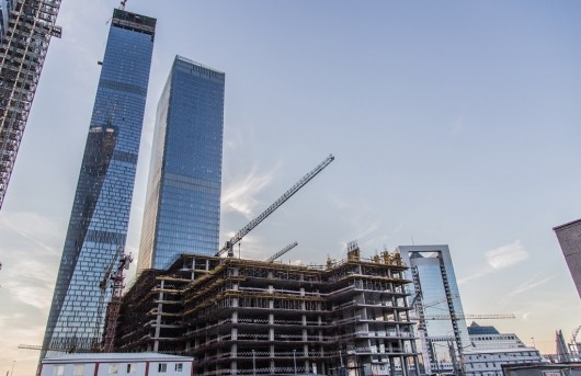 The World's 10 Tallest New Buildings of 2015 546279d0e58eceb71f000005 the world s 10 tallest new buildings of 2015 oko construction 1024x664 530x343
