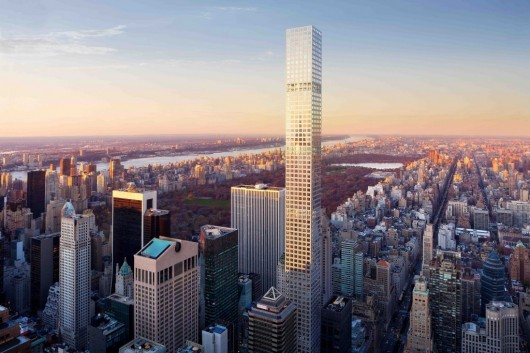 The World's 10 Tallest New Buildings of 2015 54627b9fe58ece1269000009 the world s 10 tallest new buildings of 2015 432 park avenue 1 1024x683 530x353