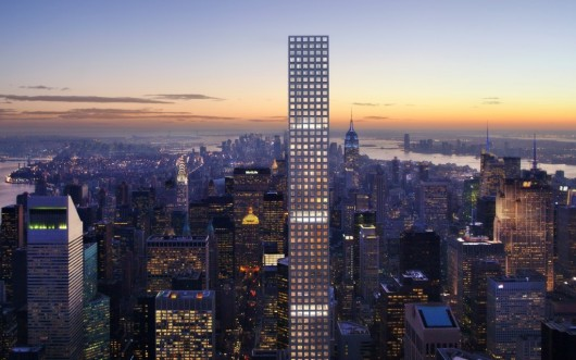 The World's 10 Tallest New Buildings of 2015 54627b9fe58eceb71f00000f the world s 10 tallest new buildings of 2015 432 park avenue1