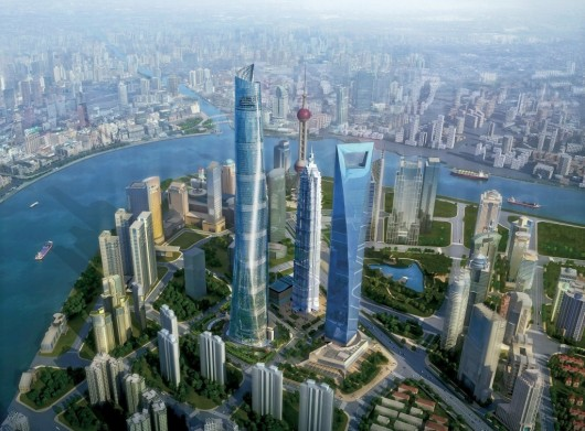 The World's 10 Tallest New Buildings of 2015 54627e91e58ece126900000d the world s 10 tallest new buildings of 2015 shanghai tower1