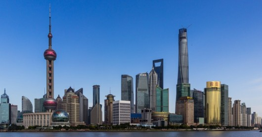 The World's 10 Tallest New Buildings of 2015 54627ebce58ece126900000e the world s 10 tallest new buildings of 2015 shanghai tower1
