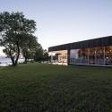 رستوران Noa در استونی ، رستوران در کنار دریا