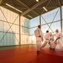 Neighbourhood Sports Centre Kiel  / UR architects © Dries Luyten for City of Antwerp