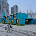 Container Sale Office / Atelier XÜK © Su shengliang