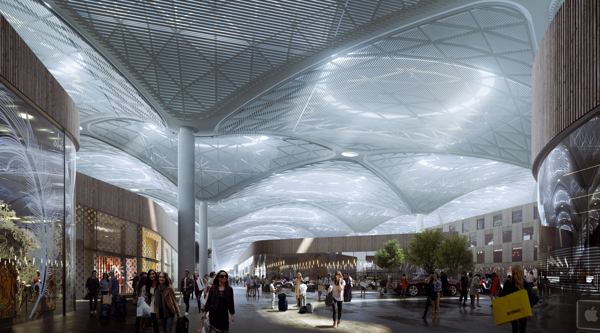 http://ad009cdnb.archdaily.net/wp-content/uploads/2014/11/546a702fe58ece7d2500002f_grimshaw-releases-new-images-of-world-s-largest-airport-terminal-in-istanbul_istanbul_new_airport_retail_area.jpg