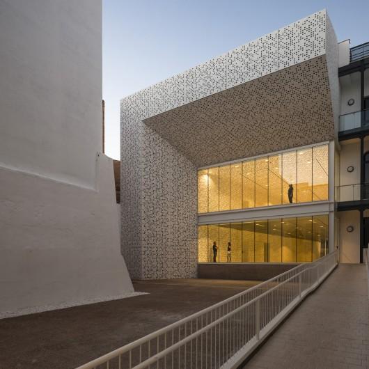 معماری،معماری موزه،معماری فضای فرهنگی