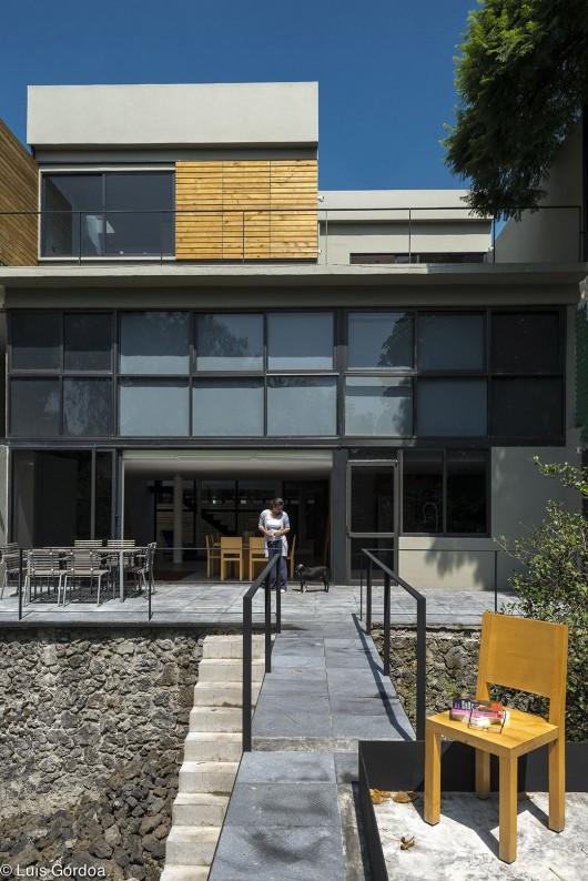 Cdv house dda despacho de arquitectura archdaily for Despacho arquitectura