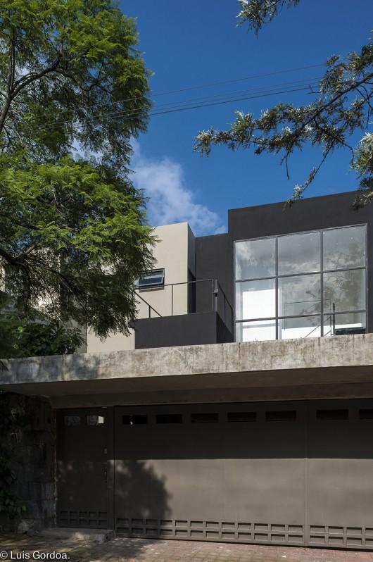 Cdv house dda despacho de arquitectura for Despacho arquitectura