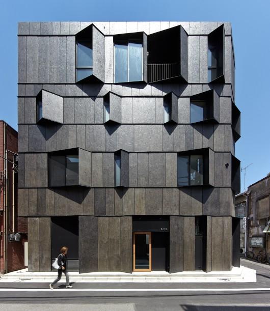 معماری،معماری ساختمان،نمای ساختمان
