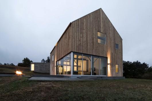 Sebastopol barn house anderson anderson architecture for Anderson architects