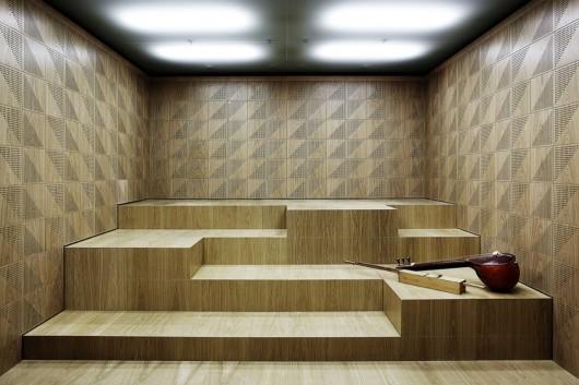 دکوراسیون موزه  موسیقی، موزه ملی اسپانیا