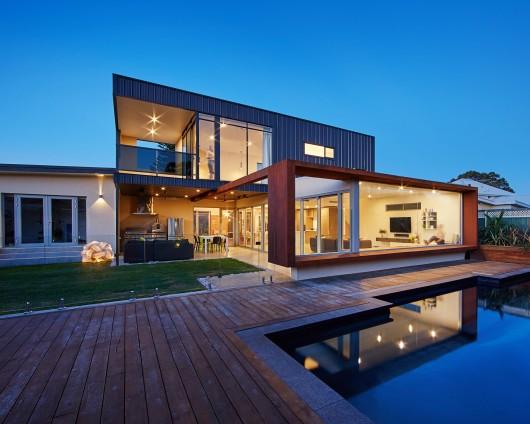 XYZ House / Mark Aronson Architecture