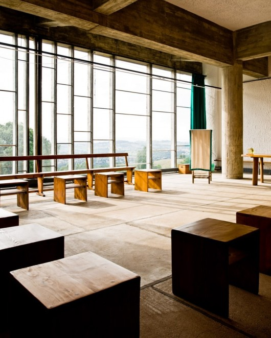 material masters le corbusier s love for concrete archdaily. Black Bedroom Furniture Sets. Home Design Ideas