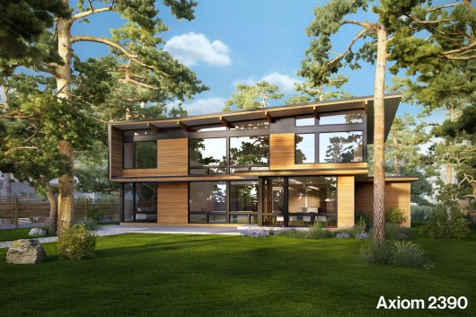 Dwell partners with turkel design for modern prefab house Dwell modular homes