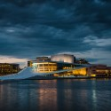 BIG, MVRDV and Snøhetta Among 6 Shortlisted for Oslo Goverment Quarter Oslo Opera House / Snøhetta. Image © CC Flickr User Howard Ignatius