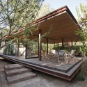 Pavilion at Architect's Residence / Kythreotis Architects © Stelios Kallinikou