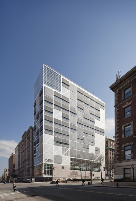 Northwest corner building moneo brock studio archdaily for Moneo brock