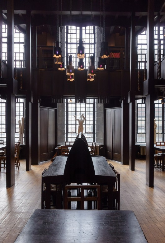 Five Practices Shortlisted To Restore Mackintosh 39 S Glasgow School Of Art Archdaily