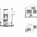 Casa en Estoril / Ricardo Moreno Arquitectos Sketch