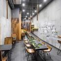 AJA Restaurant / Arch.Lab © Purnesh Dev Nikhanj