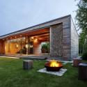 Holiday Cottage / Tóth Project Architect Office © Tamás Bujnovszky