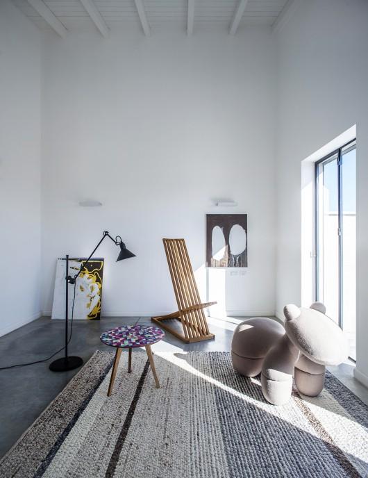 "A Modern ""Kibbutz"" House / Henkin Shavit Architecture & Design 54bf2622e58ece56370001b6 a modern kibbutz house henkin shavit architecture design hi 25 530x688"