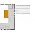DTU Skylab / Juul Frost Arkitekter Second Floor Plan  DTU Skylab / Juul Frost Arkitekter 54c83c0fe58ece5c5e00012b dtu skylab juul frost arkitekter skylab plan 1 sal 125x125
