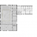 DTU Skylab / Juul Frost Arkitekter Ground Floor Plan  DTU Skylab / Juul Frost Arkitekter 54c83c25e58ece990100012b dtu skylab juul frost arkitekter skylab plan stue 125x125