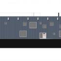 DTU Skylab / Juul Frost Arkitekter West Elevation  DTU Skylab / Juul Frost Arkitekter 54c83c28e58ece5c5e00012c dtu skylab juul frost arkitekter west elevation 125x125