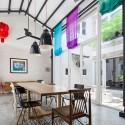 Modern Tube House  / MimANYSTUDIO  + REAL Courtesy of MimANYSTUDIO