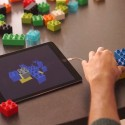 """Augmented Reality App """"Lego X"""" Simplifies 3D Modeling © Gravity"""
