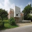 Garden House Refugium Laboratorium Klausur / Hertl Architekten © Walter Ebenhofer