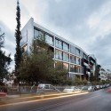 Conversion of Doxiadis Office Building-ATI to Apartment Buildin / Divercity © Nikos Daniilidis