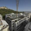 Conversion of Doxiadis Office Building-ATI to Apartment Buildin / Divercity © Fernando Guerra