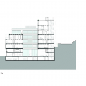 Conversion of Doxiadis Office Building-ATI to Apartment Buildin / Divercity Section