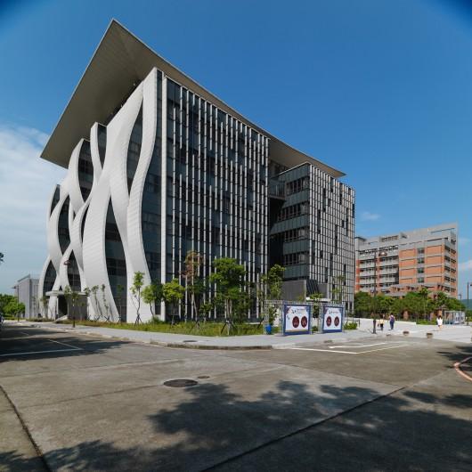 Taipei Univesity Library Liao Architect Amp Associates
