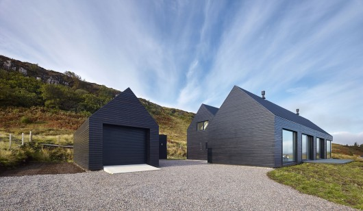 Private Residence On Isle Of Skye Dualchas Architects