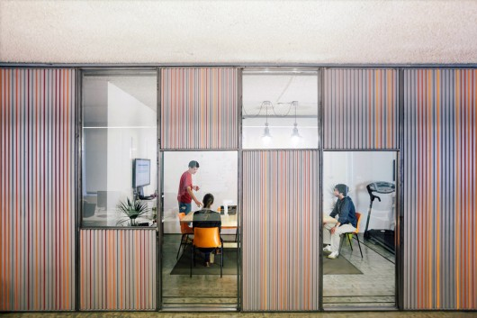 طراحی دفتر کار Kinematix