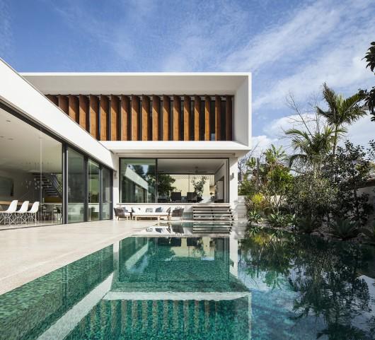 Mediterranean Villa / Paz Gersh Architects