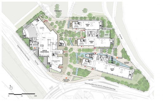 Create site plan in archicad