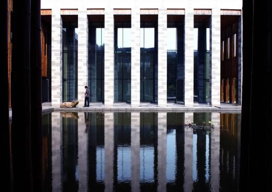 Luo Fu Shan Shui Museum    Adarc Associates