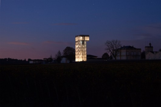 Chateau Gruaud Larose Sarl Lanoire Amp Courrian Archdaily