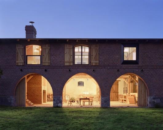 landhaus thomas kr ger architekt archdaily. Black Bedroom Furniture Sets. Home Design Ideas