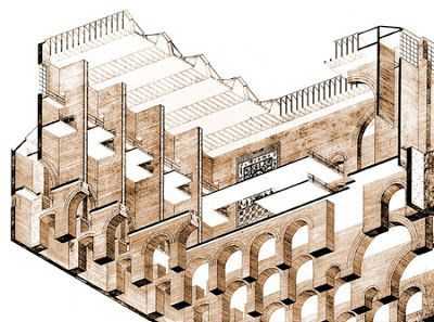 AD Classics: National Museum of Roman Art / Rafael Moneo  ArchDaily